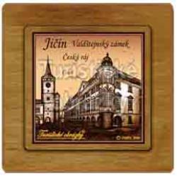 JIČÍN - Valdštejnský zámek