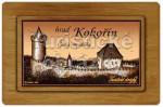 KOKOŘÍN - hrad