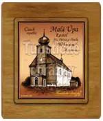 MALÁ ÚPA - kostel Sv.Petra a Pavla